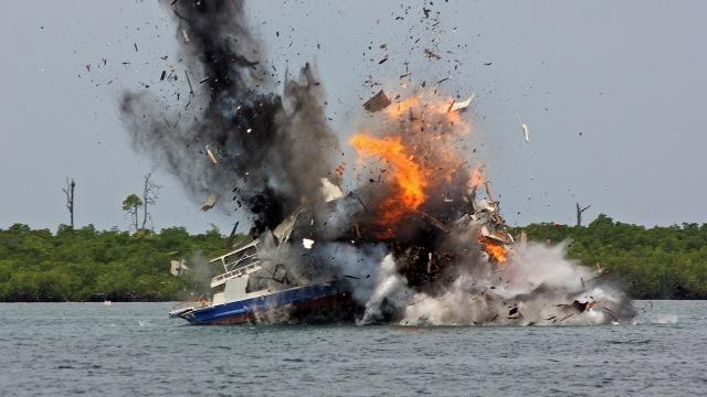 Penenggelaman Kapal Nelayan Asing
