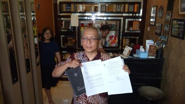 LBH: Kasus Pidana Fidelis yang Tanam Ganja Harus Dihentikan (50815)