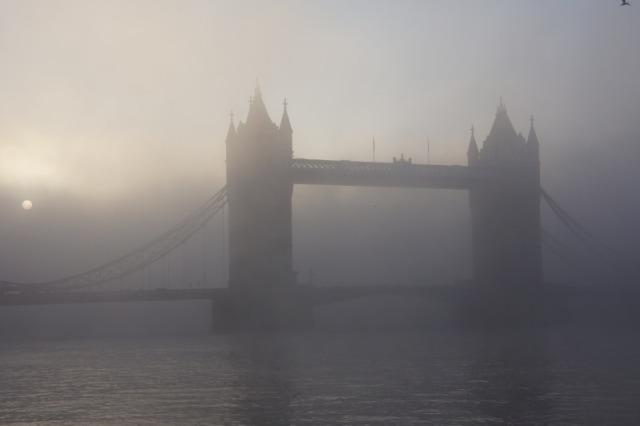 Polusi udara di London