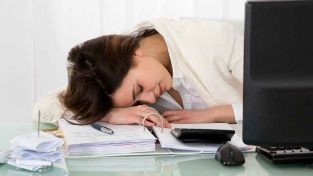 Mengantuk Setelah Makan Siang