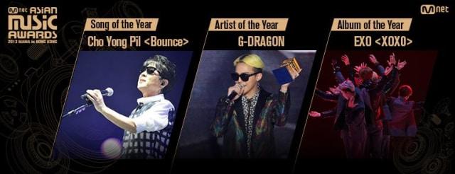 Ajang Penghargaan Mnet Asia Music Awards