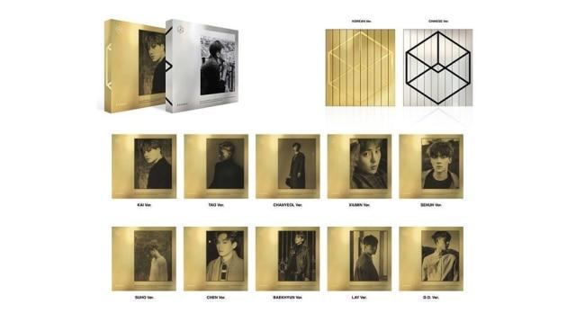 Album K-Pop