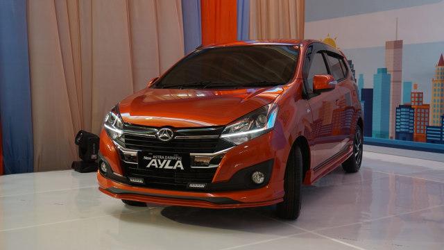 New Daihatsu Ayla 1.2L
