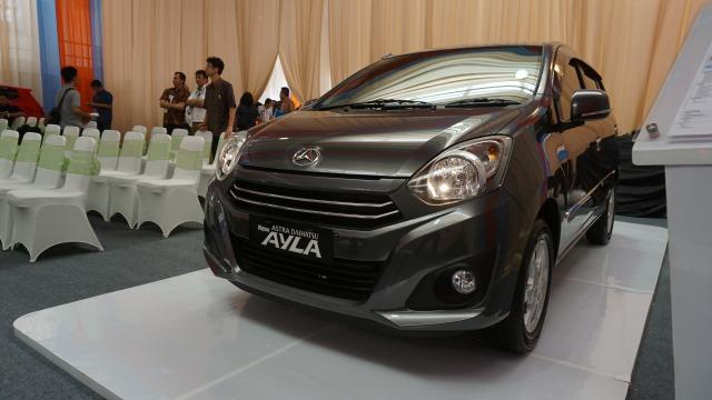 New Daihatsu Ayla 1.0L