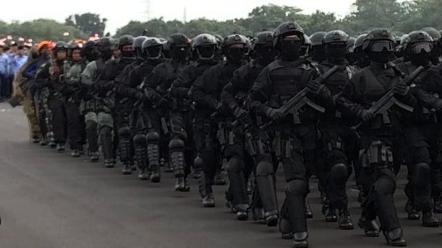 PKS: Peran TNI di RUU Terorisme Harus Dibatasi Hanya Fungsi Intelijen  (799926)