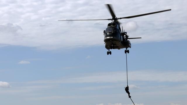 Jejak Komando Gabungan TNI yang Akan Diaktifkan Jokowi Hadapi Teroris (43290)