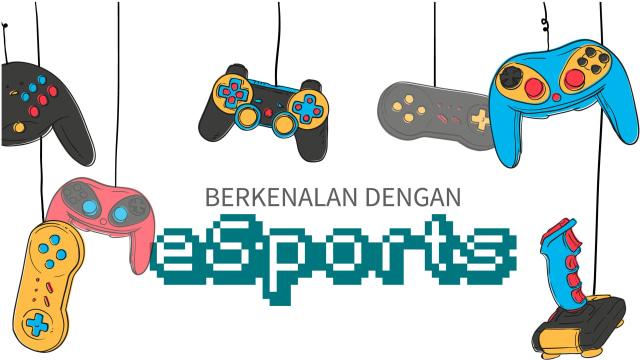 Cover eSport di dunia