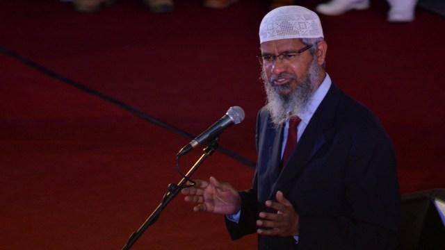 3 Menteri Minta Zakir Naik Diusir dari Malaysia (36895)