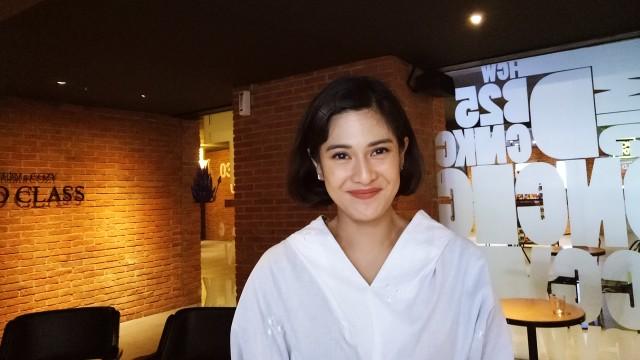 Dian Sastro usai nobar film Kartini