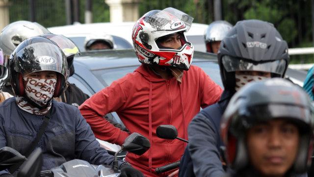 Wacana Pembatasan Motor, Jalan Nasional Hanya Boleh Dilewati Motor Listrik (66196)