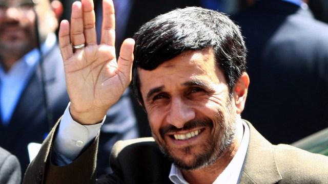 Kala Ahmadinejad Nasihati Khamenei soal Pemilu yang Bersih (71680)