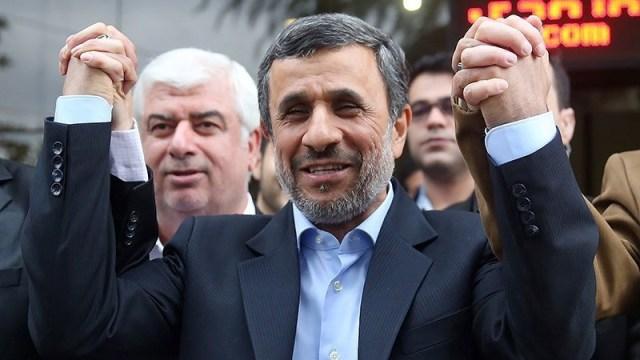 Kala Ahmadinejad Nasihati Khamenei soal Pemilu yang Bersih (71681)