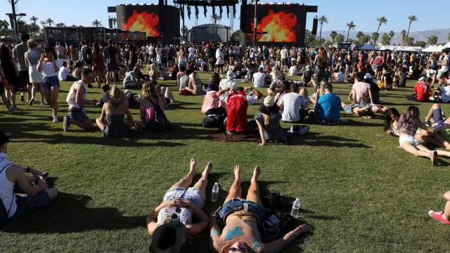 Coachella Valley Music & Arts Festival 2017