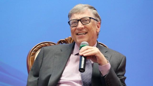 Sosok Mantan Pacar Bill Gates Jadi Sorotan, Disebut Masih Sering Liburan Bersama (8435)