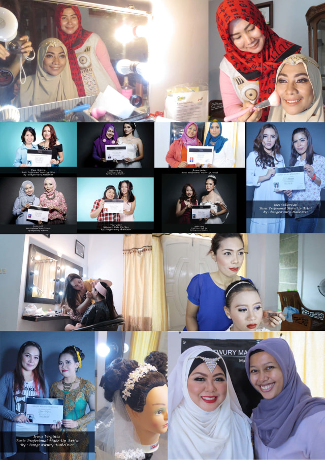Beauty Class Make Up Jakarta (24868)