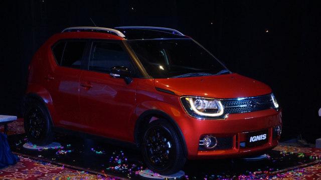 Suzuki Indomobil Sales (SIS) meluncurkan Ignis