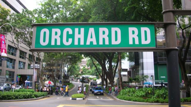 Orchard Road dan Mal-mal Singapura yang Terancam Bangkrut (6083)