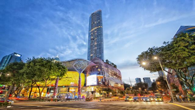 Orchard Road dan Mal-mal Singapura yang Terancam Bangkrut (6086)