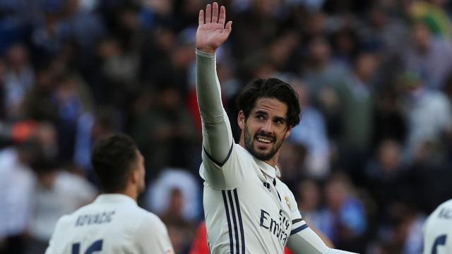 Rumor Transfer: Isco Ingin Tinggalkan Madrid, Mau Coba ke Luar Spanyol (419296)