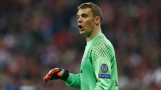 Piala Dunia 2018: Manuel Neuer Belum Yakin Bisa Kembali (744850)
