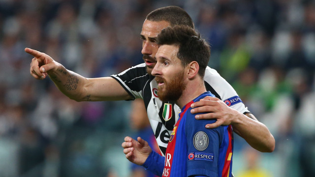 Juventus Vs Barcelona Prakiraan Line Up Head To Head Dan Jadwal Tayang Kumparan Com