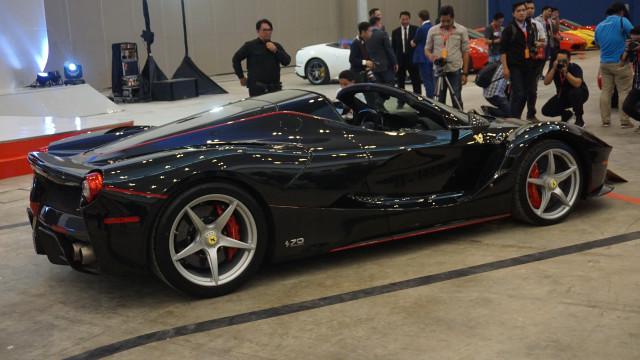 Punya Banyak Uang, Taipan Ini Malah Ditolak saat Beli Ferrari  (543872)