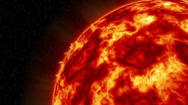 Rusia Mau Luncurkan Misi Khusus untuk Pelajari Matahari (3602)
