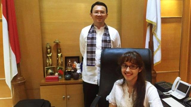 Tsamara Amany: Millenial yang Terjun ke Politik (80142)