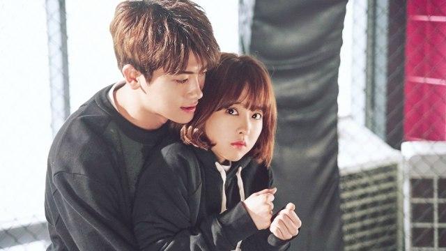 Park Hyung Sik dan Park Bo Young