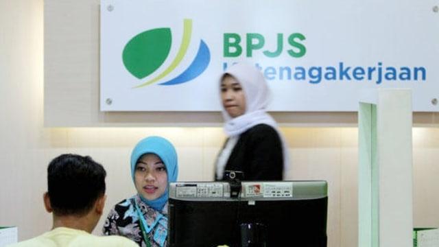 Resmi, Iuran BPJS Ketenagakerjaan Dipotong 99 Persen Sampai 2021 (1)