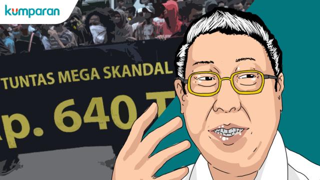Kasus BLBI, Eks Kepala BPPN Didakwa Rugikan Keuangan Negara Rp 4,58 T (5234)