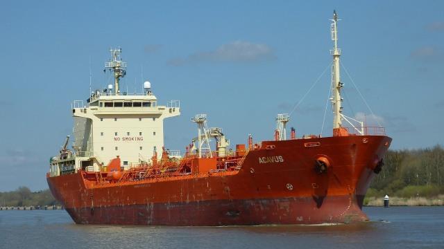 Ilustrasi Kapal Tanker