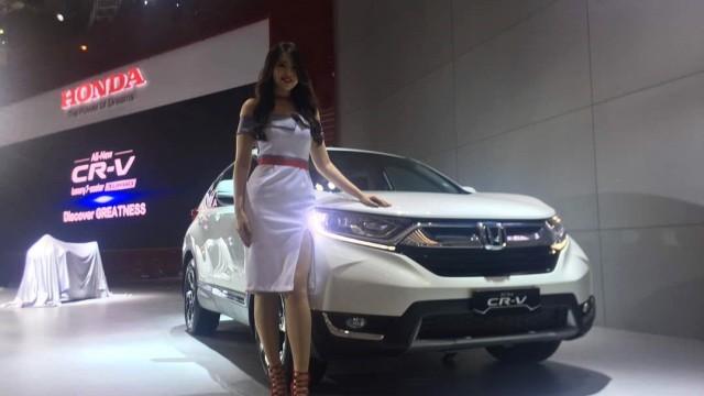 Honda CR-V Turbo dan Fitur yang Dijanjikan (353956)