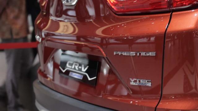 Honda CR-V Turbo dan Fitur yang Dijanjikan (353955)
