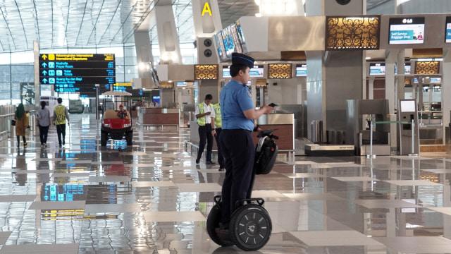Terminal 3 Bandara Soekarno Hatta.