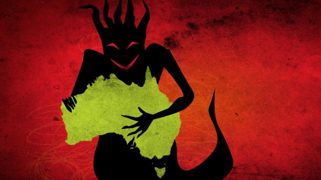 5 Legenda Horor di Australia, Berani Baca?
