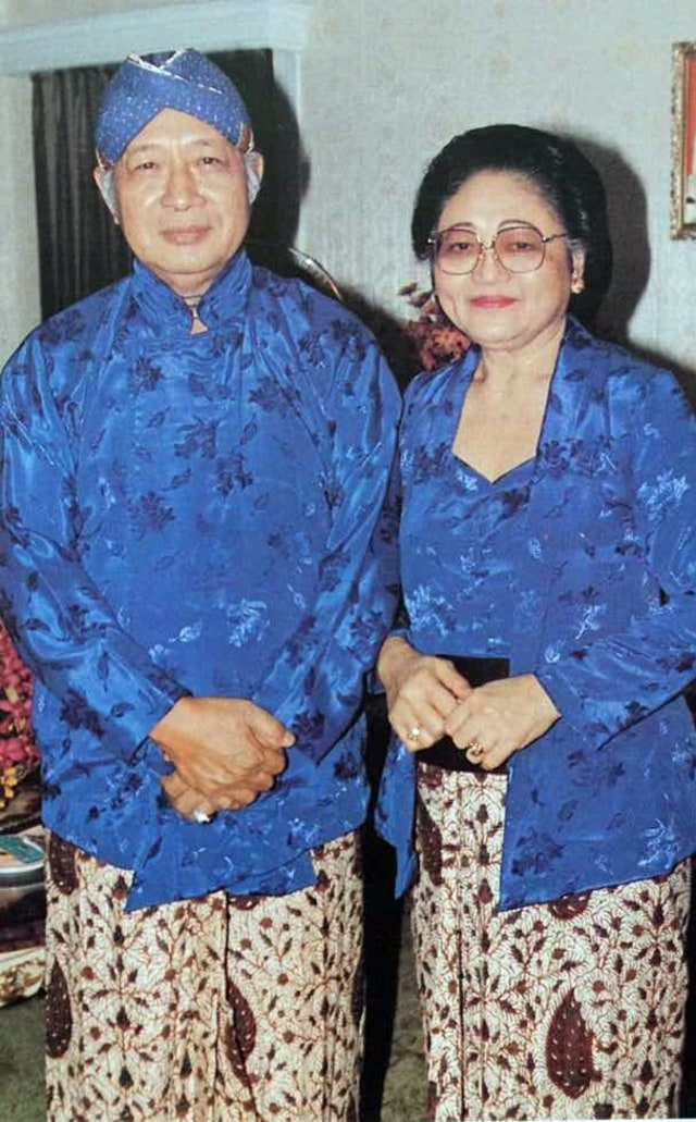 Ibu Tien sang Pilar Penopang Soeharto (332502)