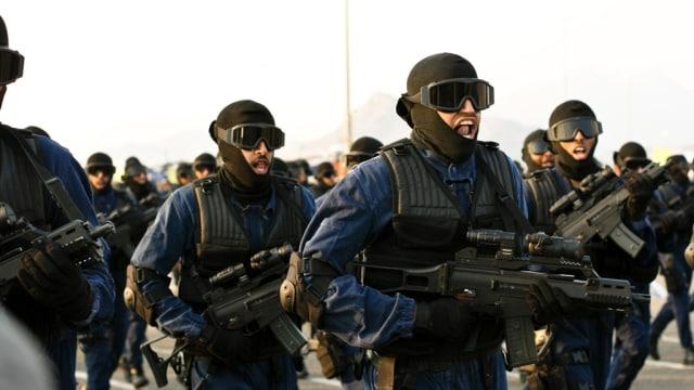 Arab Saudi Tangkapi Para Pembangkang, dari Ulama hingga Pangeran (226295)