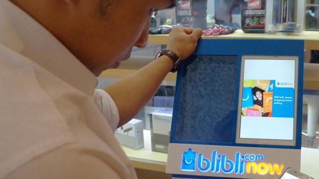 Blibli Now