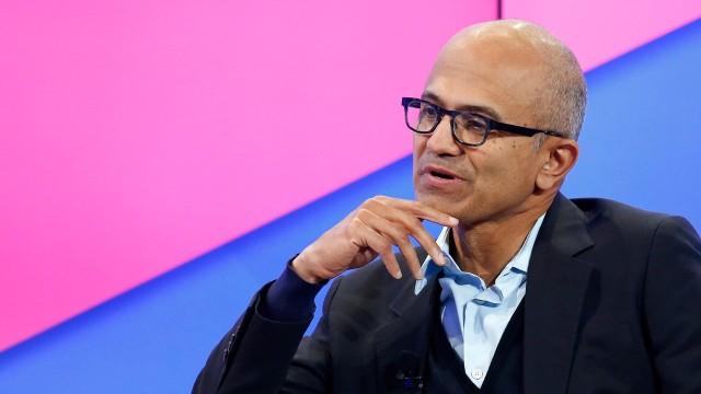 CEO Microsoft, Satya Nadella