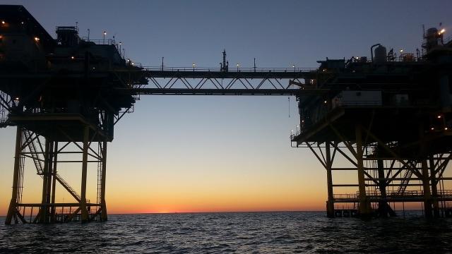 Ilustrasi kegiatan Offshore