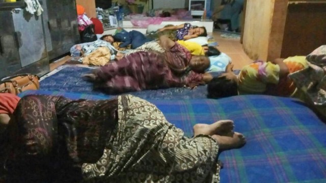 Kondisi Penampungan Korban Tsunami Aceh yang Minta Disuntik Mati (12715)