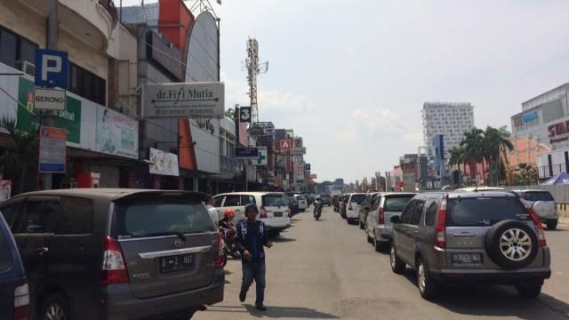 Catat, 5 Lokasi Parkir di Jakarta yang Wajib Pakai Aplikasi (1228703)
