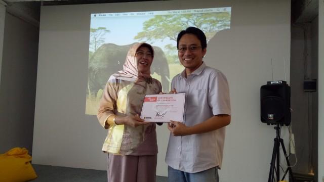 Prayudi Utomo, Head of Kolla Education