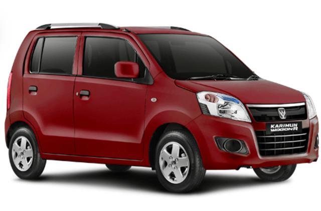 Sudah Tahu Arti Karimun pada Mobil Suzuki? (35613)