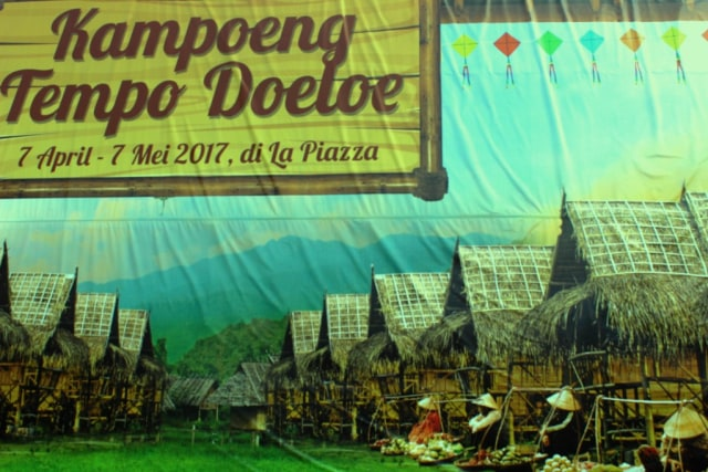 Festival Kuliner Mengingatkanku Pada Kampoeng Tempo Doeloe (345162)