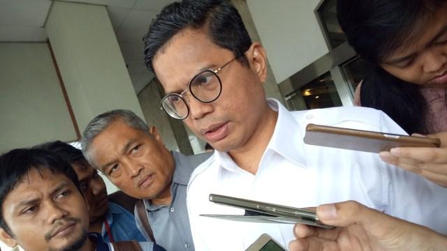 Dirut Garuda Indonesia Pahala Nugraha Mansury