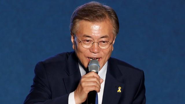 Moon Jae-in Presiden Terpilih Korea Selatan
