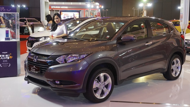 Mobil Honda di pameran GIIAS Makassar 2017