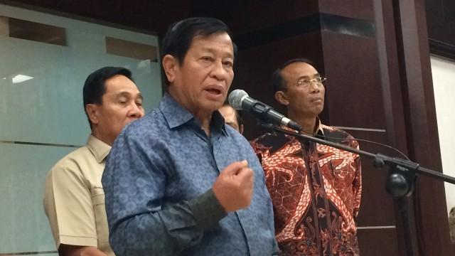 Purnawirawan Jenderal Dukung Jokowi Berantas Ormas Anti Pancasila (128418)